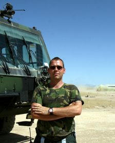 ISAF Mission, The Netherlands, Nederland, Uruzgan, Kamp Holland, Opiumfields-Afghanistan (c) Bart Coolen